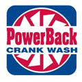 PowerBack Crank Wash